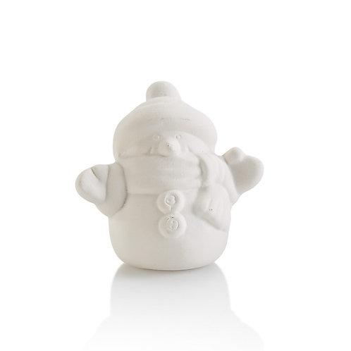Snowman tiny topper - 2H