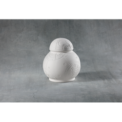 BB-8 Bank - 5 in.L x 5 in.W x 6 in.H