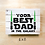 """Thumbnail: """"Yoda Best Dad"""" (Card/Tote/Board/Pillow/Pouch)"""