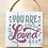 """Thumbnail: """"You Are Loved"""" (Tote, Pillow, Board, Pouch)"""