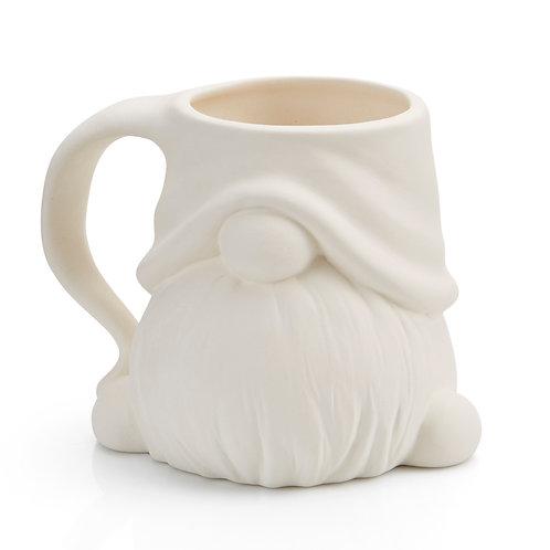 Gnome mug - 4.25Hx5.25W 20oz.