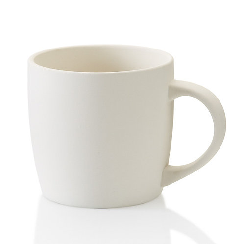 Cocoa mug - 4D x 3.75H, 12 oz.