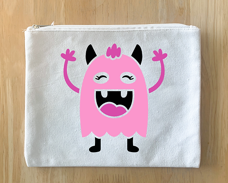 Monster 3 Design (Pouch/Tote/Pillow/Board)