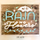 "Thumbnail: ""No rain no flowers"" (Board/Pouch/Pillow)"