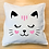 Thumbnail: Cat Face (Pillow/Tote/Pouch/Board)
