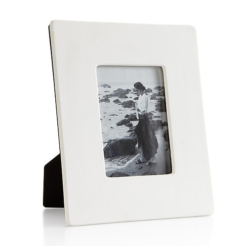 Wide message frame with glass and backing - 11.75H x 9.75W