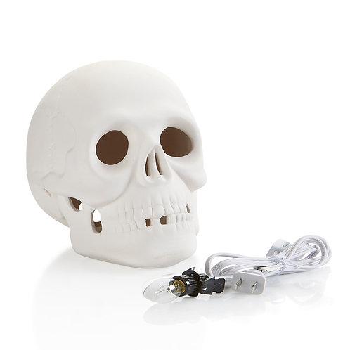 Skull light up - 6.5H x 8L