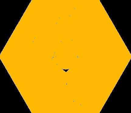 Bee Kind Stencil