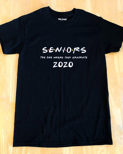Seniors, the one where they Graduate