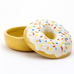 Donut box - 2.5 x 4.5