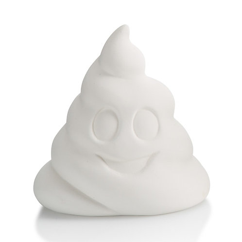 Poop party animal - 4H x 3.5W