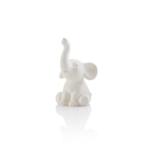 Elephant tiny topper- 2.75H x 1.75W