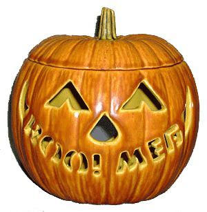 Personalized light up pumpkin small - 6.25x6.25x6.25