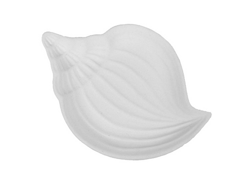 "Little shell dish - 5 ¾"" L x 4""W x ¾"""