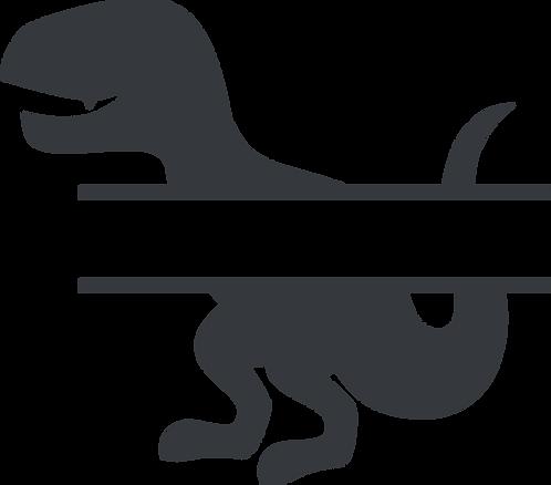 Monogram Dino Stencil (1)
