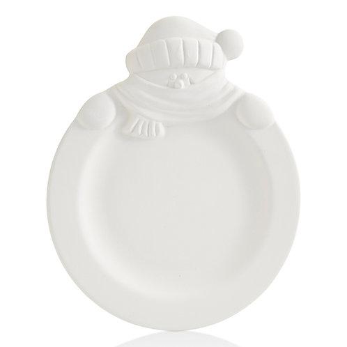 Snowman rim plate