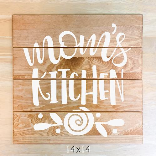 Mom's Kitchen (Board)