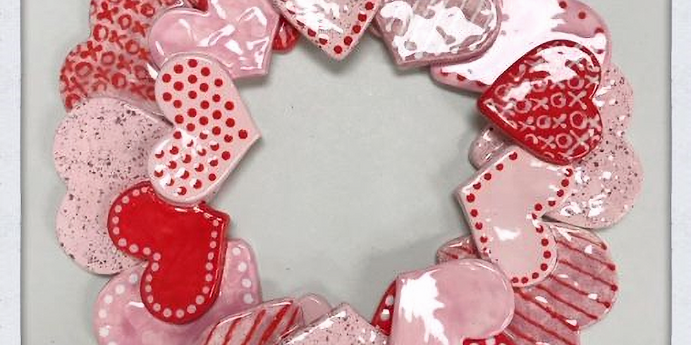 Valentine's clay project