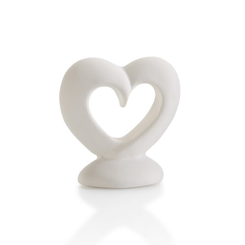 Heart tiny topper - 1.5H