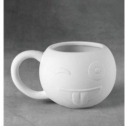 Blah mug - 6.5 in. x 5 in. x 3.75 in