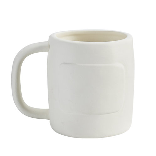 Simply cottage message mug - 4H x 3.75Wx16oz