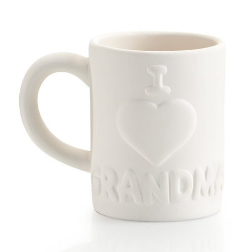 I love you grandma mug - 3D x 3.74H