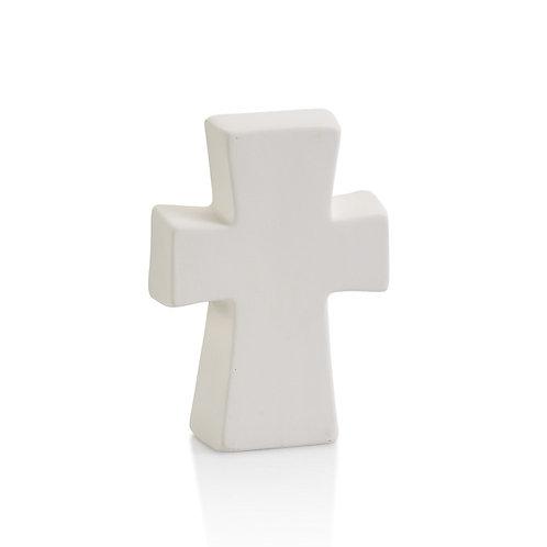 Standing cross small - 4.75H x 3.25W