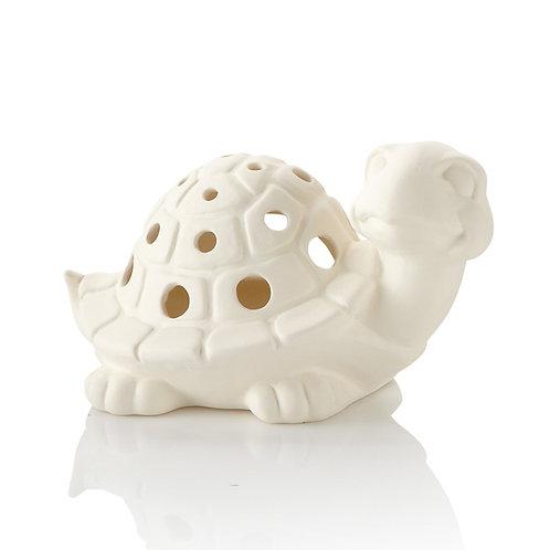 Turtle lantern - 7.5L x 4.5H