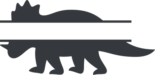 Monogram Dino Stencil (7)