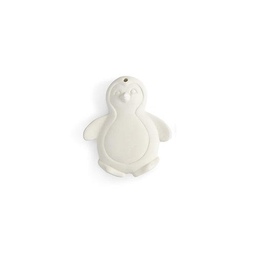 Flat penguin ornament - 3.5L x 3W