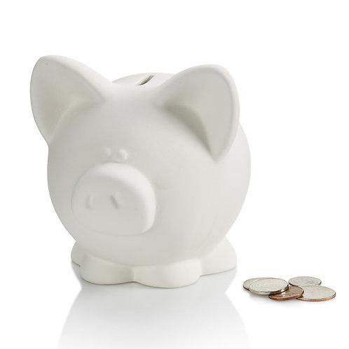 This Li'l piggy bank - 4.25W x 5.25H