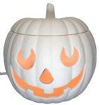 """Light up pumpkin - Happy - 6""""D"""