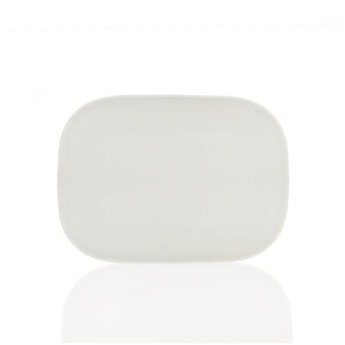 Medium squircle platter - 11.5Lx8.5Wx1H