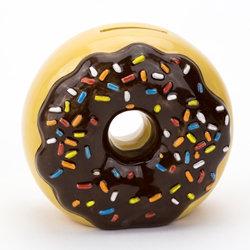 Donut bank - 4.25 x 2.25 x 4.5