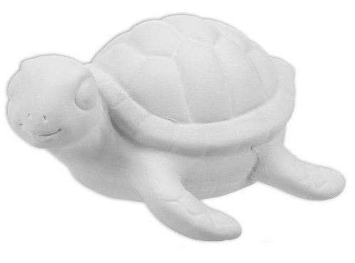 "Sammy sea turtle - 5¾"" L x 5¼"" W x 3 H"