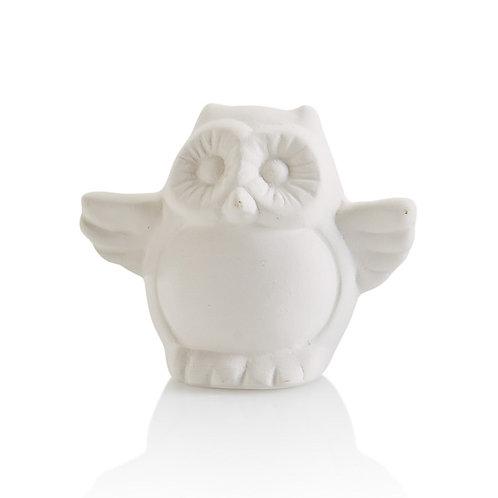 Owl tiny topper - 1.75H