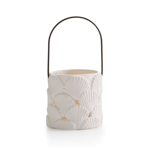 Shell lantern - 3.25Dia x 3.25H