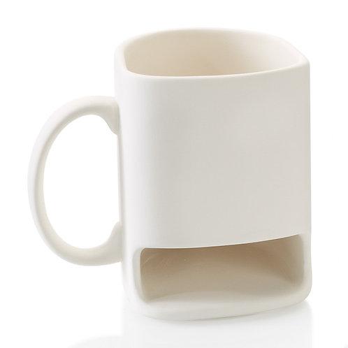 Dunk mug - 4.5H x 3.24D