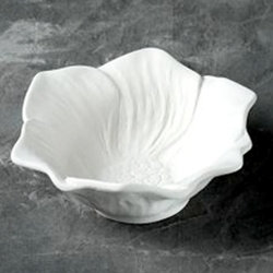 Seasonal blooms dessert bowl - 5 in