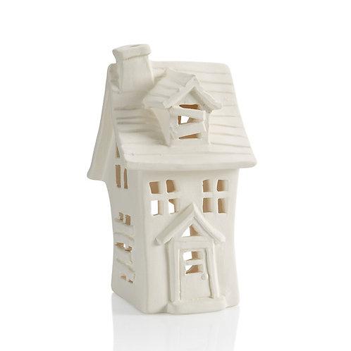 Haunted house lantern - 6.5H x 3.5W