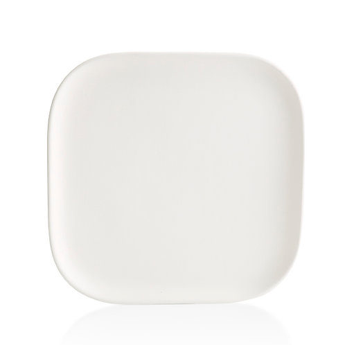 Squircle Dinner Plate  10.75W x 1H