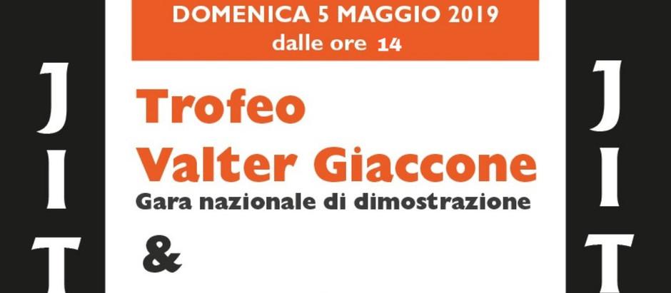 "Trofeo Valter Giaccone  e  Memorial ""Maria Luisa Pacellini"" 2019"