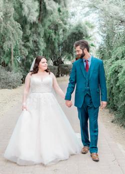 Melissa + Vinnie Wedding