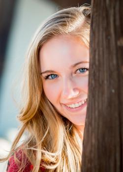 Morgan Clark Senior Photo