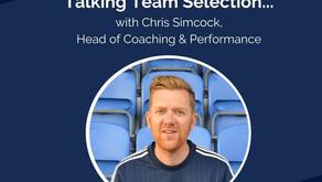 Talking Team Selection...
