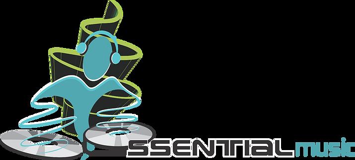 Essential music logo