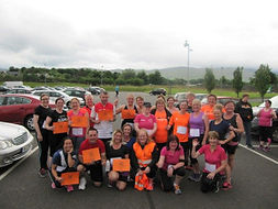 The Born to Run Tralee Couch to 5k group