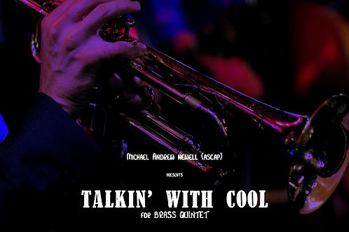 Talkin' With Cool (Brass Quintet)