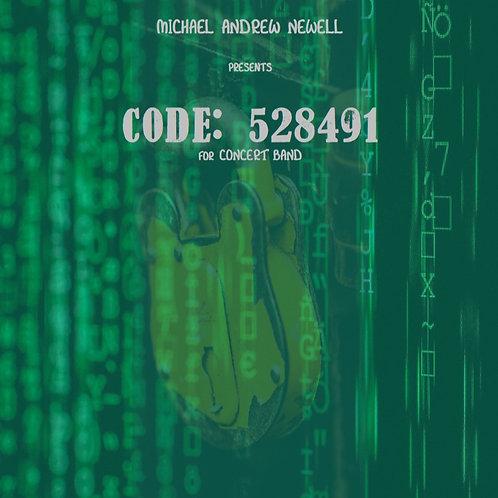 Code: 528491 (Concert Band)