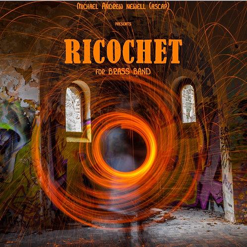 Ricochet (Brass Band)
